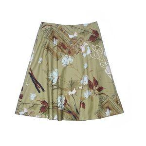 Odille Anthropologie Skirt